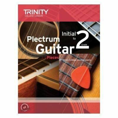 Trinity Plectrum Guitar Pieces Initial-Grade 2
