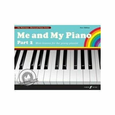 Me and My Piano 2 (New Ed.)