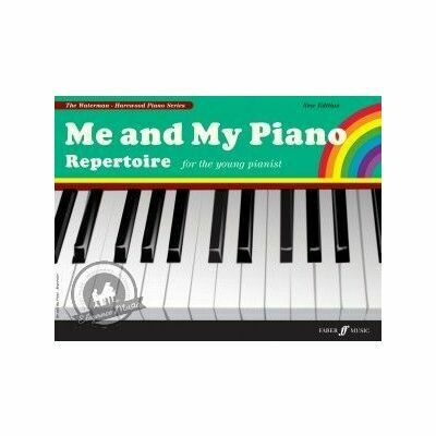 Me and My Piano - Repertoire