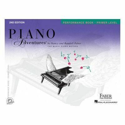 Piano Adventures Primer Level - Performance Book