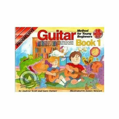Progressive Guitar Method Young Beginners 1 (with CD)
