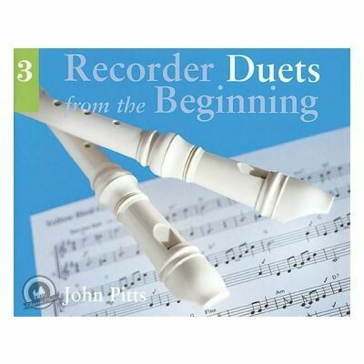 Recorder Duets From The Beginning - Pupil's Book 3
