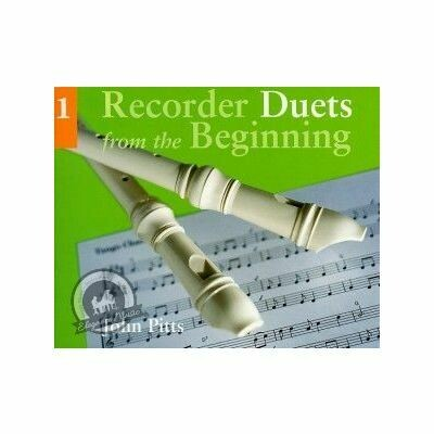 Recorder Duets From The Beginning: Pupil's Book 1