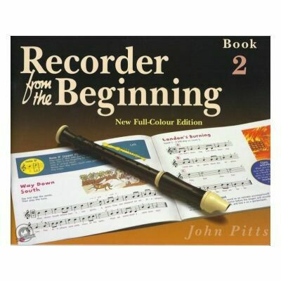 Recorder From The Beginning : Pupil's Book 2