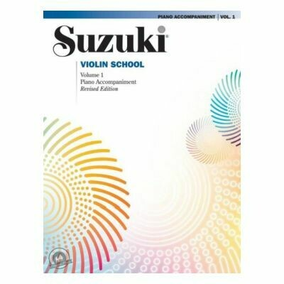 Suzuki Violin School 1 - Piano Acc. (Revised)