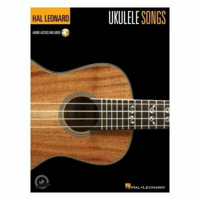 Hal Leonard Ukulele Method - Ukulele Songs (With Online Audio)