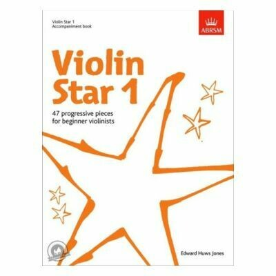 Violin Star 1, Accompaniment book (Book Only)