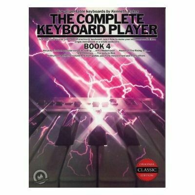 Complete Keyboard Player 4