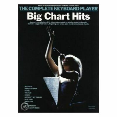 Complete Keyboard Player: Big Chart Hits