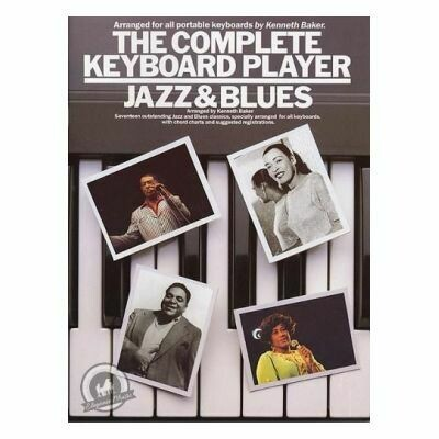 Complete Keyboard Player: Jazz & Blues