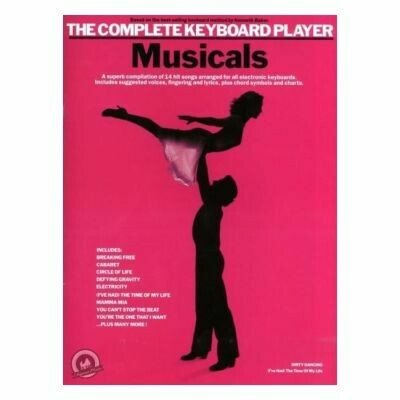 Complete Keyboard Player: Musicals
