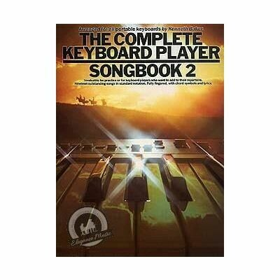 Complete Keyboard Player: Songbook 2