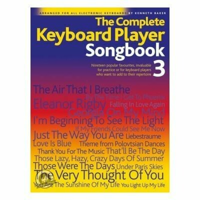 Complete Keyboard Player: Songbook 3