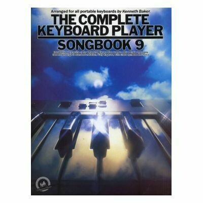 Complete Keyboard Player: Songbook 9