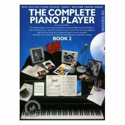 The Complete Piano Player: Book 2 - CD Edition