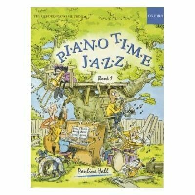 Piano Time Jazz 1