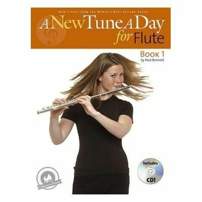 A New Tune A Day: Flute - Book 1 (with CD)