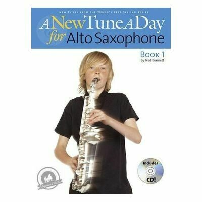 A New Tune A Day: Alto Saxophone - Book 1 (CD Edition)