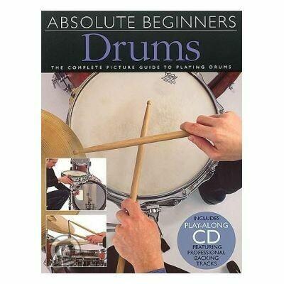 Absolute Beginners Drums (Book/CD)