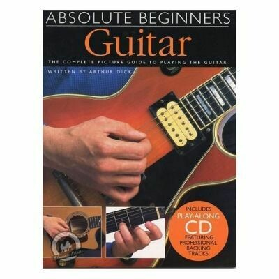 Absolute Beginners Guitar (Book/CD)