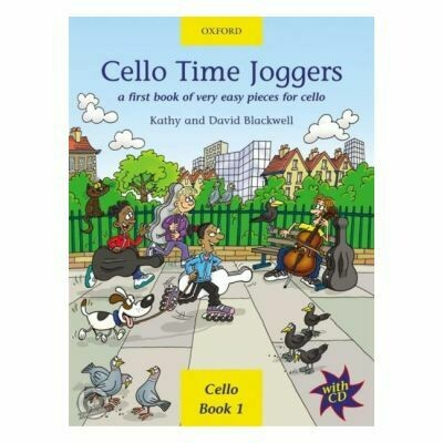 Cello Time Joggers 1 (with CD)