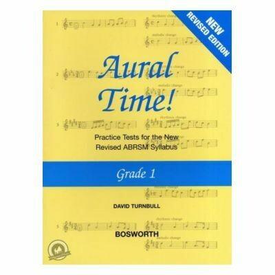 Aural Time! - Grade 1 (ABRSM Syllabus From 2011)