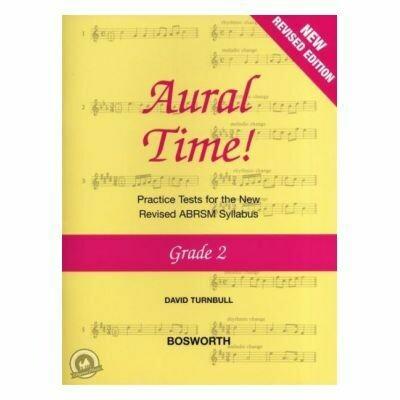 Aural Time! - Grade 2 (ABRSM Syllabus From 2011)
