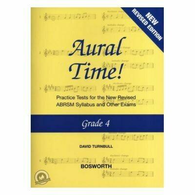 Aural Time! - Grade 4 (ABRSM Syllabus From 2011)