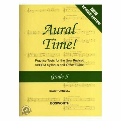 Aural Time! - Grade 5 (ABRSM Syllabus From 2011)