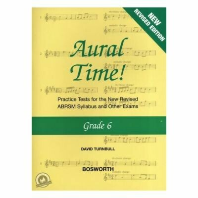 Aural Time! - Grade 6 (ABRSM Syllabus From 2011)