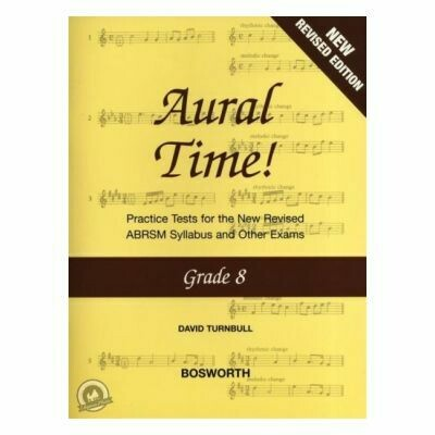 Aural Time! - Grade 8 (ABRSM Syllabus From 2011)