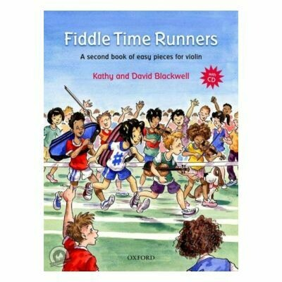 Fiddle Time Runners - Revised Version (with CD)