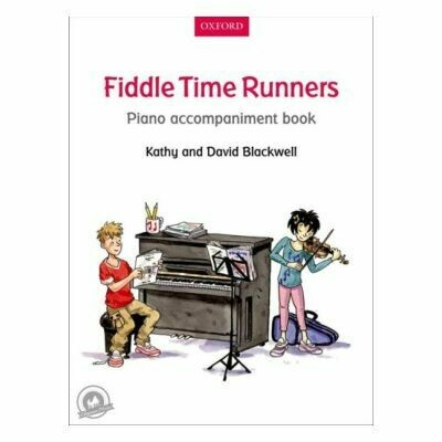 Fiddle Time Runners (Piano Accompaniment)