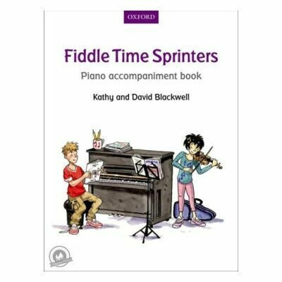 Fiddle Time Sprinters Piano Accompaniment