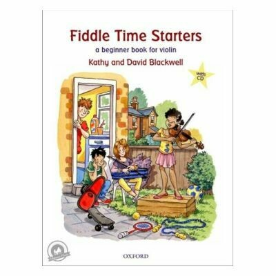 Fiddle Time Starters (with CD)