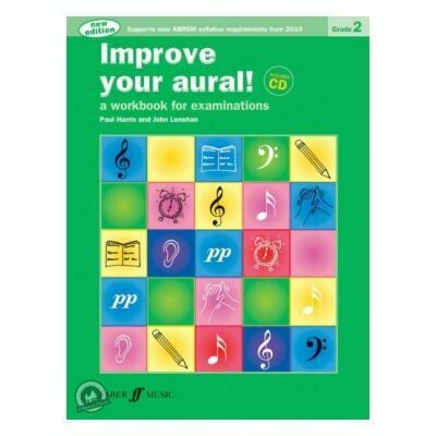 Improve Your Aural! Grade 2 (book/CD)