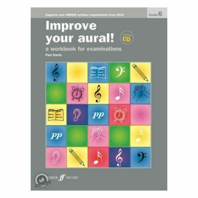 Improve Your Aural! Grade 6 (book/CD)
