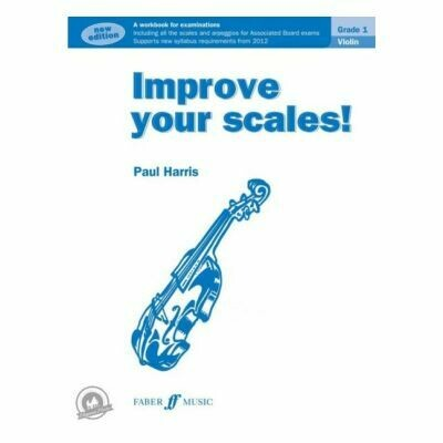 Improve Your Scales! Violin Grade 1 NEW