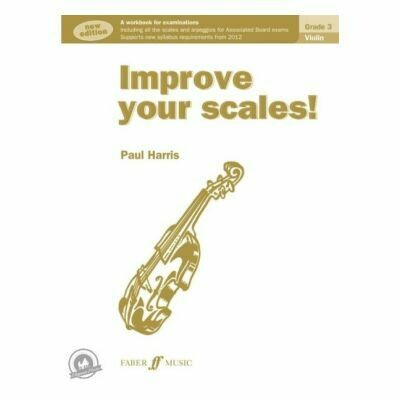 Improve Your Scales! Violin Grade 3 NEW