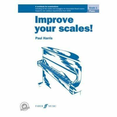 Improve Your Scales! Piano Grade 1 NEW