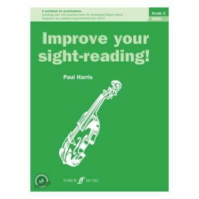 Improve Your Sight-reading! Violin Grade 2