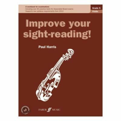 Improve Your Sight-reading! Violin Grade 5