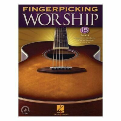 Fingerpicking Worship for Guitar