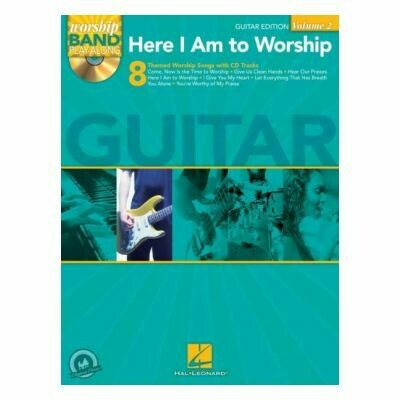 Here I Am To Worship - Guitar Edition (Worship Band Playalong Vocal)