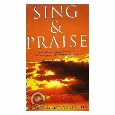 Sing & Praise Piano
