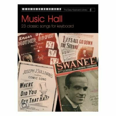 Easy Keyboard Library - Music Hall