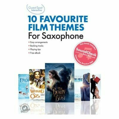 Guest Spot - 10 Favourite Film Themes For Saxophone