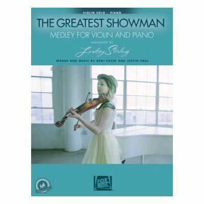 Lindsey Stirling: The Greatest Showman: Medley for Violin & Piano: Violin