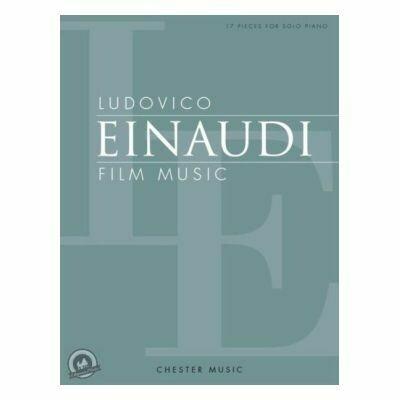 Ludovico Einaudi: Film Music (17 pieces for solo piano)