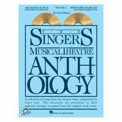 The Singer's Musical Theatre Anthology - Mezzo-Soprano Accompaniment